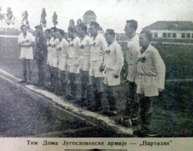 Tim Doma Jugoslovenske armije