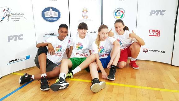 Sportske igre mladih u Kragujevcu
