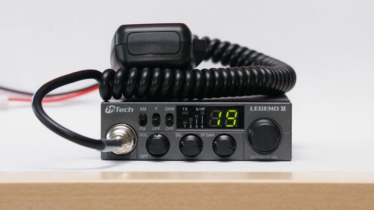 Zrób tunning swojego CB-RADIA