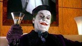 Najczarniejszy charakter Jack Nicholson