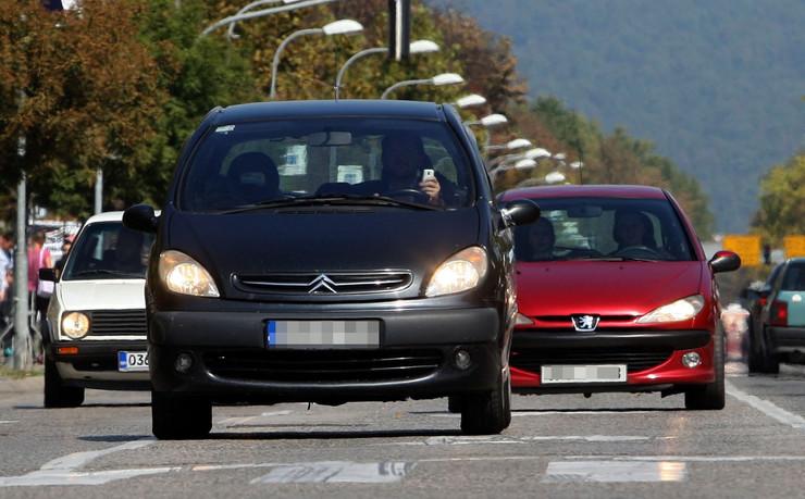 saobracaj mobilni vozaci