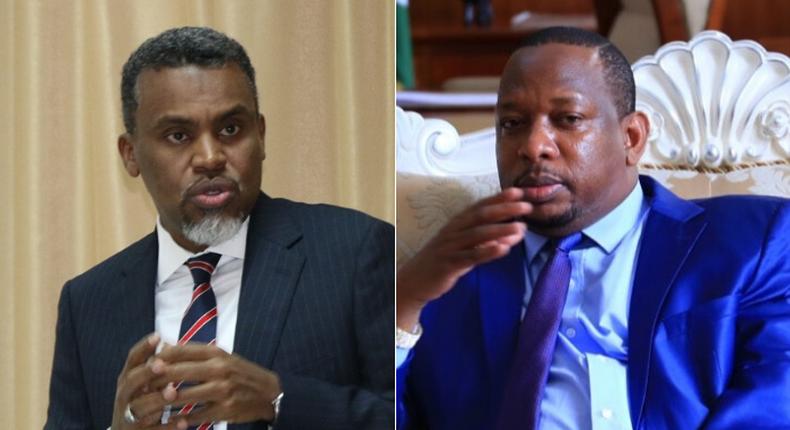 DPP Noordin Haji orders arrest of Nairobi Governor Mike Sonko and 10 others
