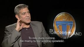 """Kraina jutra"": George Clooney o filmie"