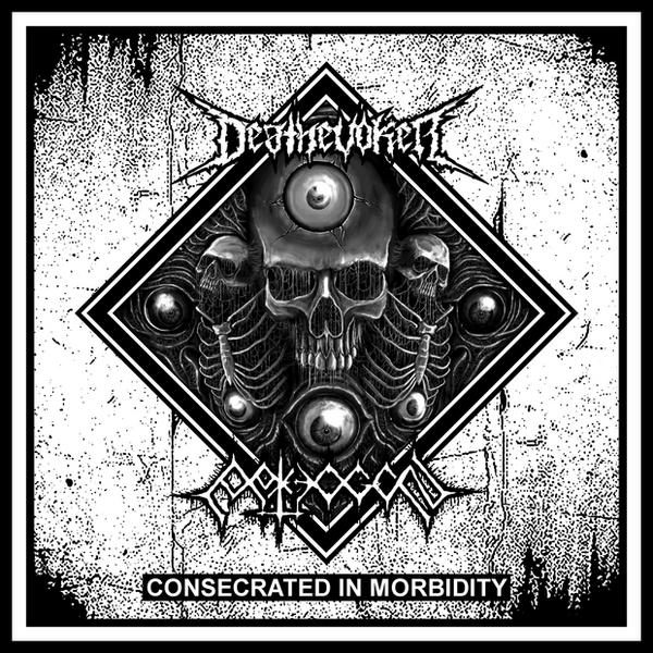 "PATHOGEN/DEATHEVOKER – ""Consecrated In Morbidity"""