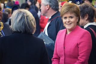 Szefowa rządu Szkocji: Wizyta Borisa Johnsona nie jest niezbędna