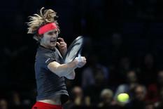 """NOVAK JE UZ MENE!"" Zverev nastavio ""prepucavanja"" sa Federerom: Rodžer je stariji, za njega važe druga pravila"