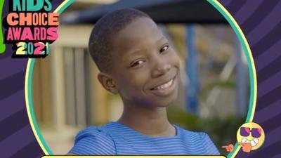 Emanuella wins Nickelodeon Kids' Choice Awards
