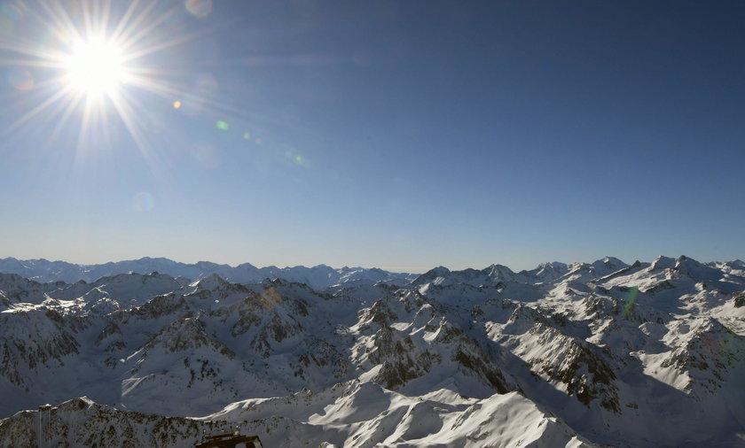 Lawina w Pirenejach. Dwie osoby nie żyją, trzecia ranna