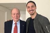 Zlatan Ibrahimović, Huan Karlos