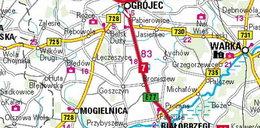Nareszcie! Otworzyli drogę Grójec-Białobrzegi