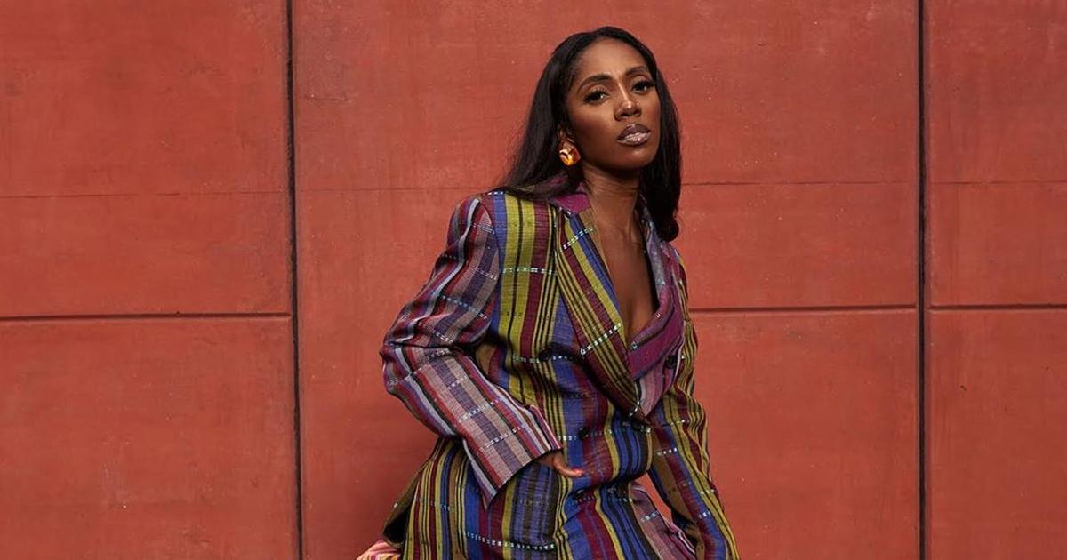A look at what Tiwa Savage wore in her New York Times feature [ARTICLE] -  Pulse Nigeria