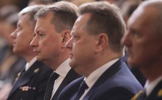 Błaszczak o zajściach w Radomiu: Komendant miejski zlekceważył sytuację