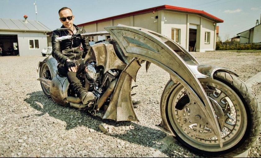 Motocykl Nergala