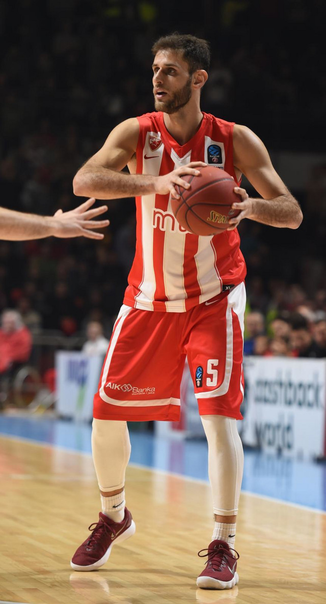 Stratos Perperoglu po rečima Đurovića ove sezone igra odlično