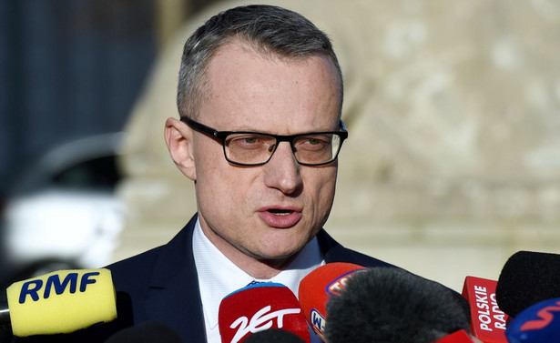 Dyrektor biura prasowego Prezydenta RP Marek Magierowski