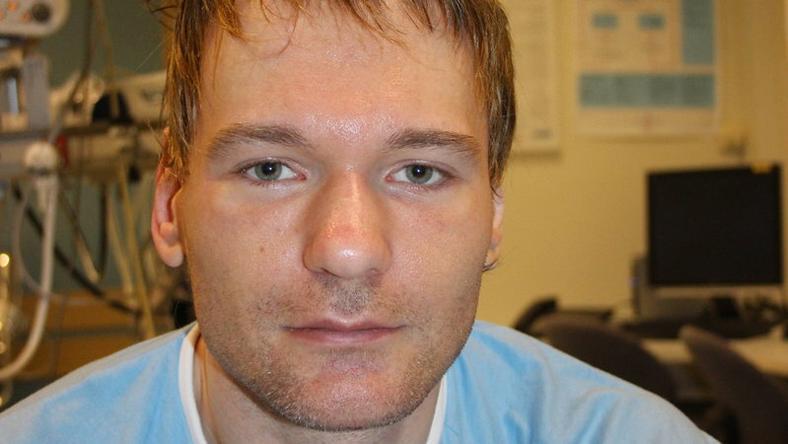 Odnaleziony mężczyzna prawdopodobnie jest Czechem