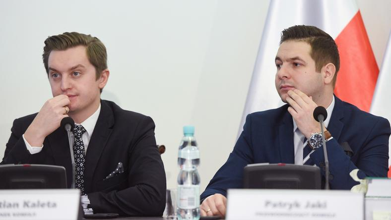 Sebastian Kaleta, Patryk Jaki