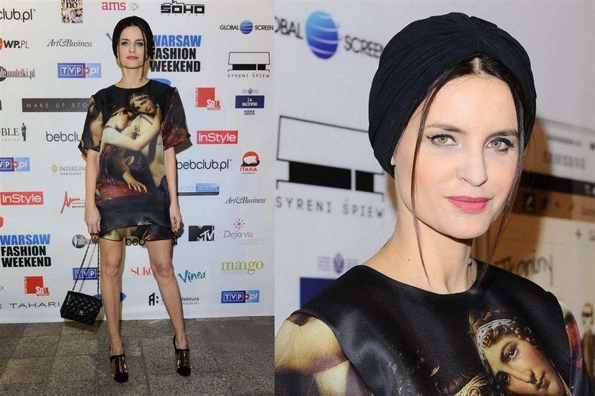 Warsaw Fashion Weekend Joanna Horodyńska