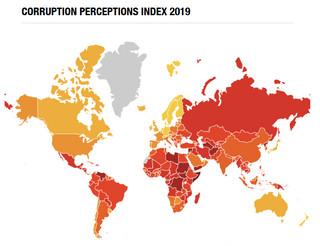 Ranking Transparency International. Polska spada na 41. miejsce