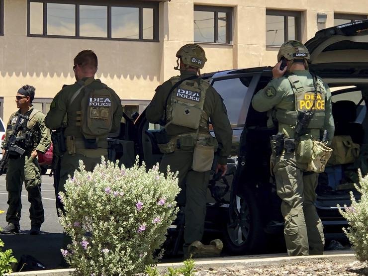 El Paso, pucnjava, policija, Amerika