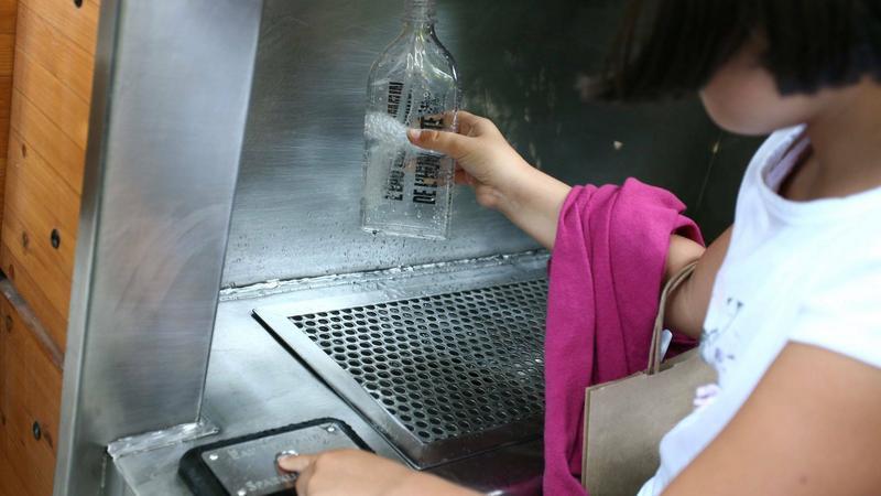 Paryż instaluje darmowe fontanny z wodą gazowaną