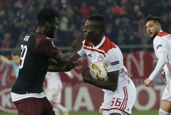 Olimpijakos je eliminisao Milan iz Lige Evrope