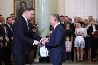 Marian Banaś pod lupą CBA. Trwa kontrola oświadczeń majątkowych nowego ministra