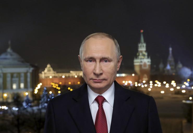 Vladimir Putin, epa - MIKHAEL KLIMENTYEV