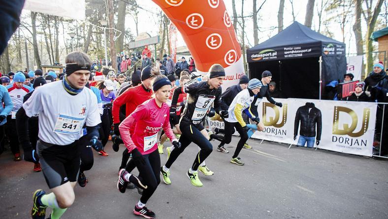 Ponad tysiąc biegaczy koniec roku uczci Biegiem Sylwestrowym w Łodzi