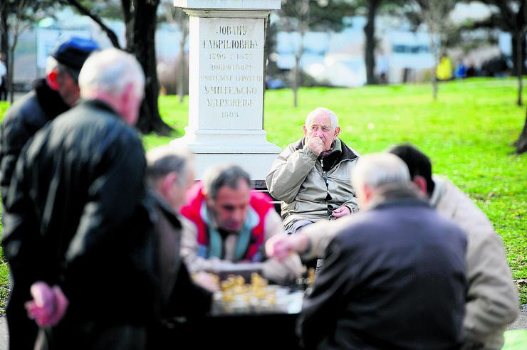 Do 2020. rast penzija