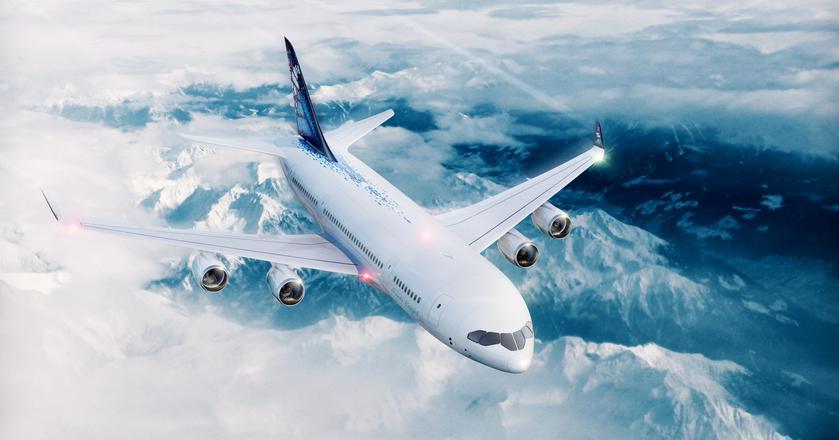 Frigate Freejet ma być 4-silnikowym szerokokadłubowym samolotem średniego zasięgu