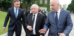 Hofman i Brudzyński walczą o wpływy
