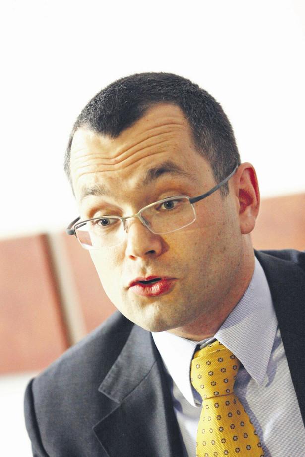 Mikołaj Pietrzak, adwokat, przewodniczący Komisji Praw Człowieka przy Naczelnej Radzie Adwokackiej