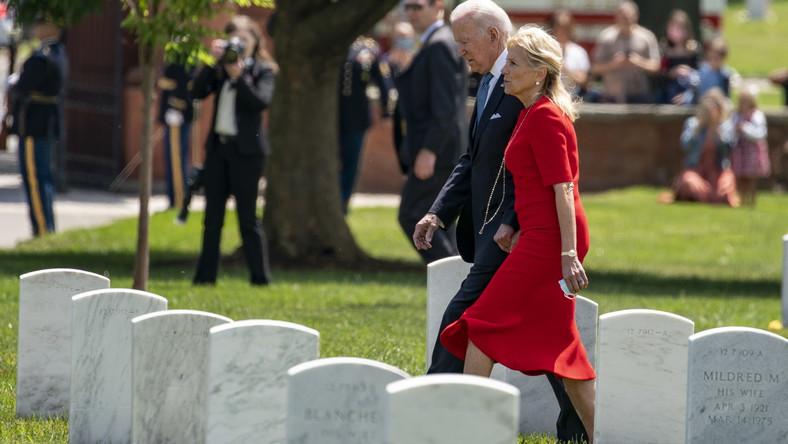 Joe i Jill Bidenowie