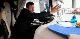 Dramat polskiego kierowcy w Wielkiej Brytanii. Utknął w pułapce na granicy przez koronawirusa