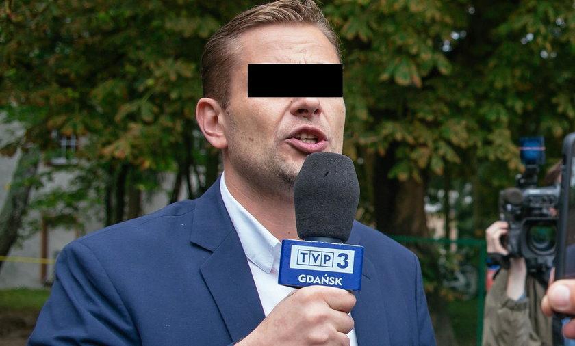 Dziennikarzowi TVP grozi nawet rok więzienia