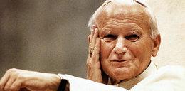 Święty Jan Paweł II z miliona... tulipanów