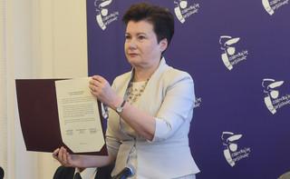 Kolejne 3 tys. zł grzywny dla Gronkiewicz-Waltz za niestawienie się przed komisją