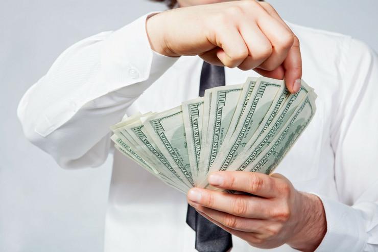 dolar, novac dolari