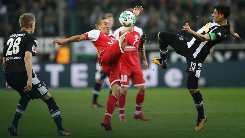 1.FSV Mainz 05 – Borussia Moenchengladbach