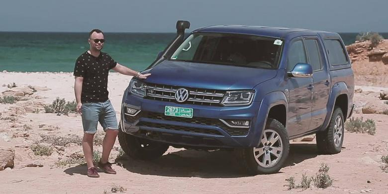 Volkswagen Amarok teraz tylko z 3-litrowym dieslem