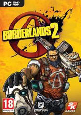 Okładka: Borderlands 2