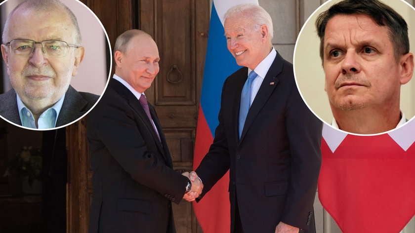 Eksperci o szczycie Putin-Biden