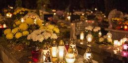 Mąż dziennikarki zginął w katastrofie. Nie była na jego grobie 1 listopada