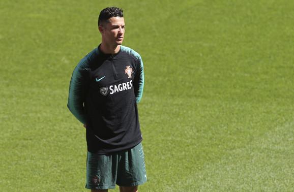 Kristijano Ronaldo