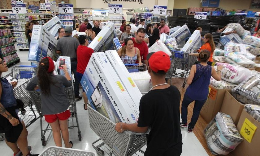 Black Friday Shopping Puerto Rico 2015