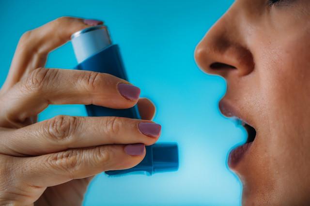 zena astma