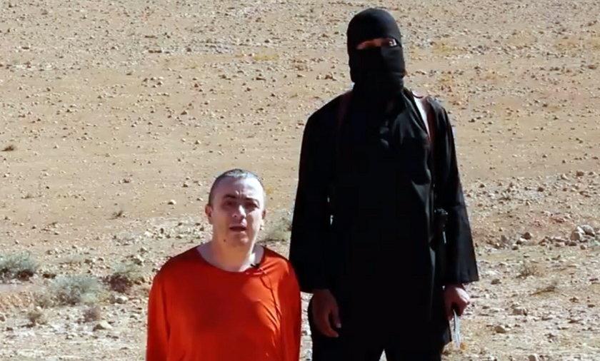 Alan Henning zabity przez dżihadystów