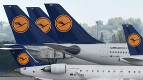 W środę strajk niemieckich linii lotniczych Lufthansa