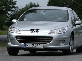 Używany Peugeot 407 – nie jest taki zły, jak się sądzi